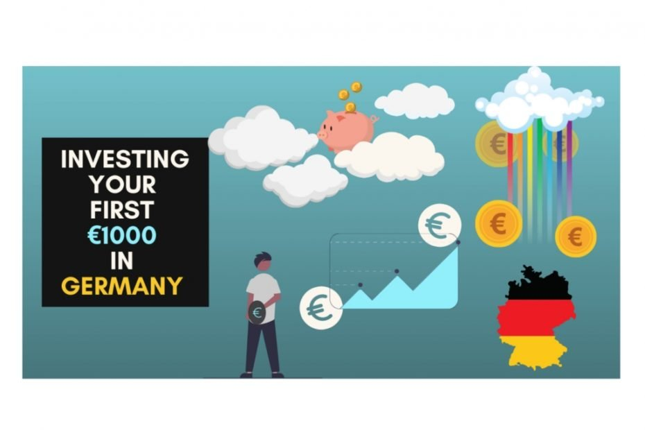 Cover Image of How to Invest your first 1000 Euros in Germany?