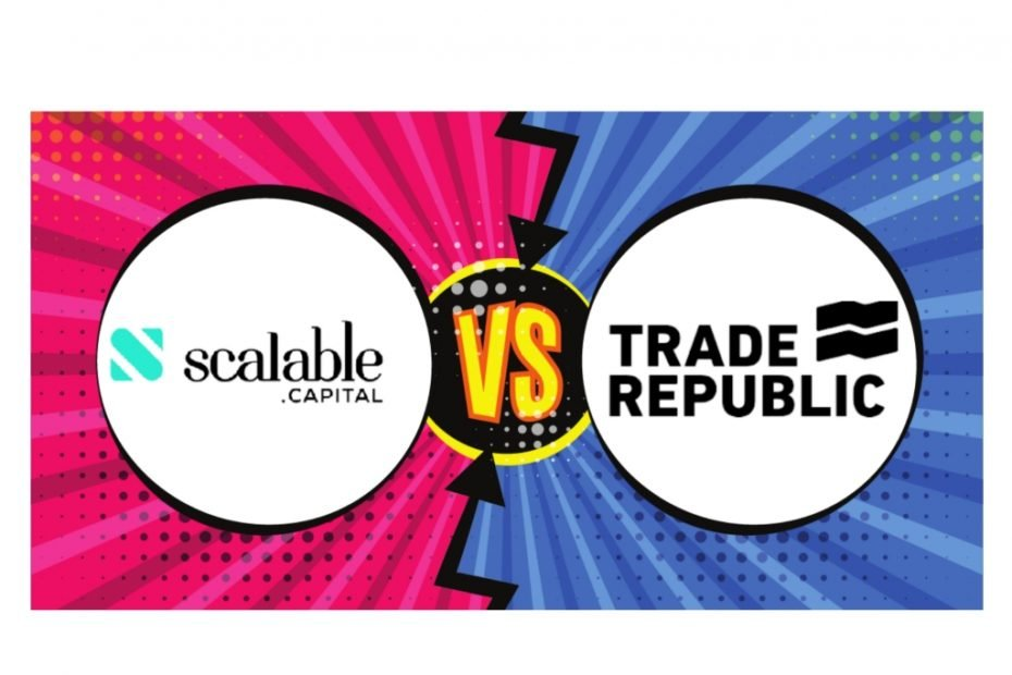Featured Image of Scalable Capital vs Trade Republic
